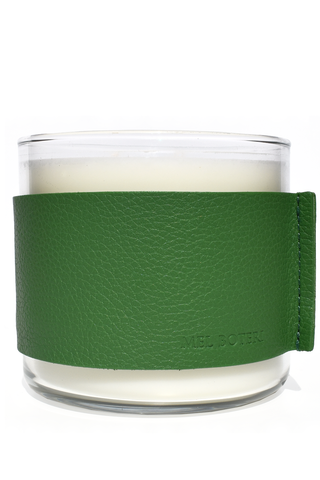 Shamrock Leather / White Tea & Ginger