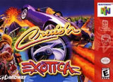 CRUIS'N EXOTICA - Video Game Delivery