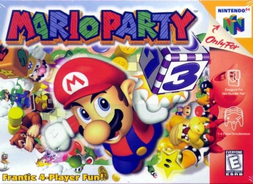 MARIO PARTY - Video Game Delivery
