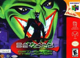 BATMAN BEYOND: RETURN OF THE JOKER - Video Game Delivery