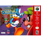 DONALD DUCK'S GOING QUACKERS - Video Game Delivery