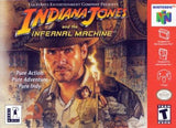INDIANA JONES AND THE INFERNAL MACHINE - Video Game Delivery