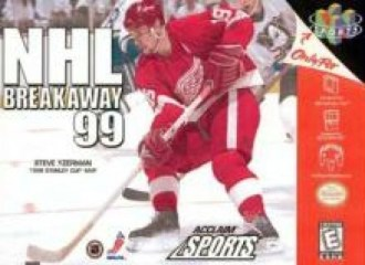 NHL BREAKAWAY '99 - Video Game Delivery