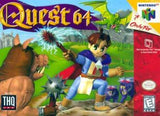 QUEST 64 - Video Game Delivery