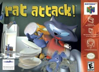 RAT ATTACK! - Video Game Delivery