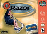 RAZOR FREESTYLE SCOOTER - Video Game Delivery