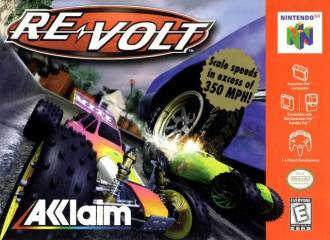 RE-VOLT - Video Game Delivery