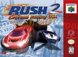 RUSH 2: EXTREME RACING USA - Video Game Delivery