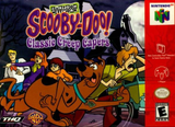 SCOOBY DOO: CLASSIC CREEP CAPERS - Video Game Delivery