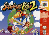 SNOWBOARD KIDS 2 - Video Game Delivery