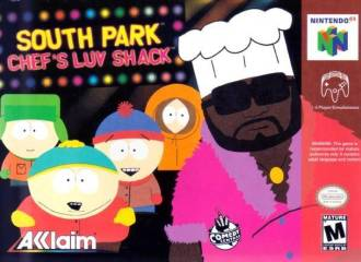 SOUTH PARK: CHEF'S LUV SHACK - Video Game Delivery