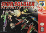 STAR SOLDIER: VANISHING EARTH - Video Game Delivery