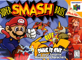 SUPER SMASH BROTHERS - Video Game Delivery