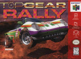 TOP GEAR RALLY - Video Game Delivery