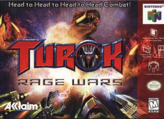 TUROK: RAGE WARS - Video Game Delivery