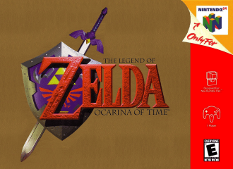 THE LEGEND OF ZELDA: OCARINA OF TIME - Video Game Delivery