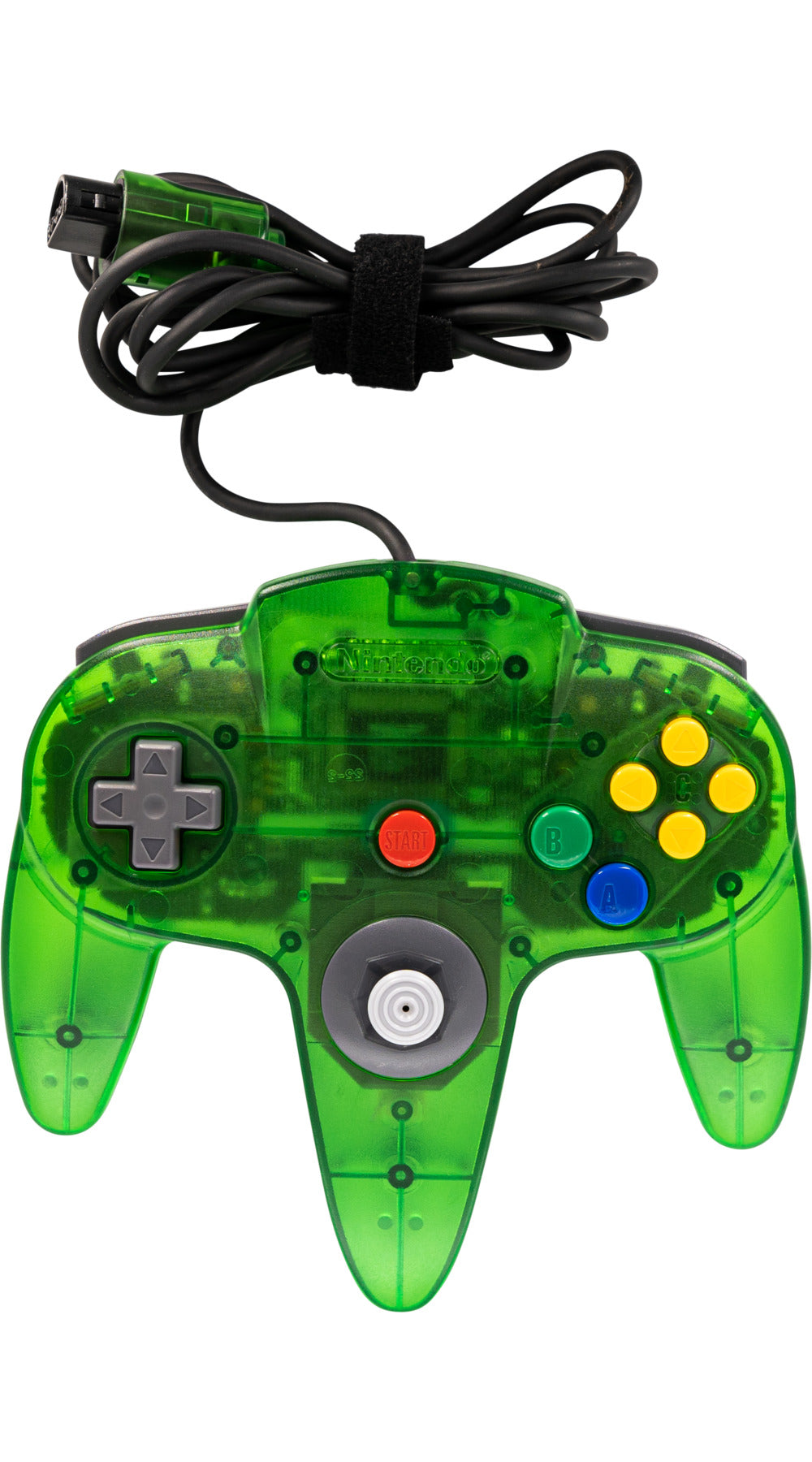 Nintendo N64 Controller Original Funtastic Jungle Green - Video Game Delivery