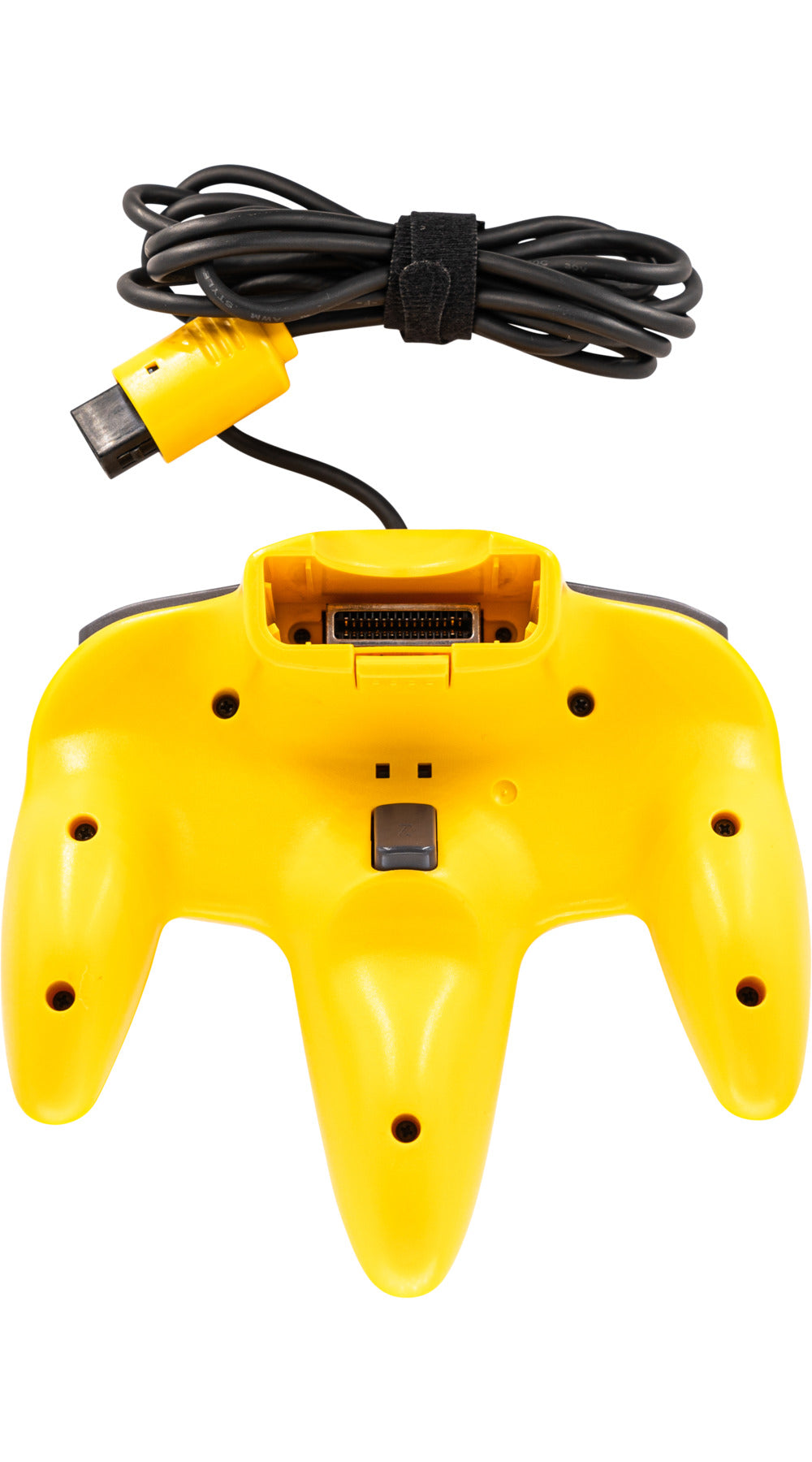 Nintendo N64 Controller Original Yellow - Video Game Delivery