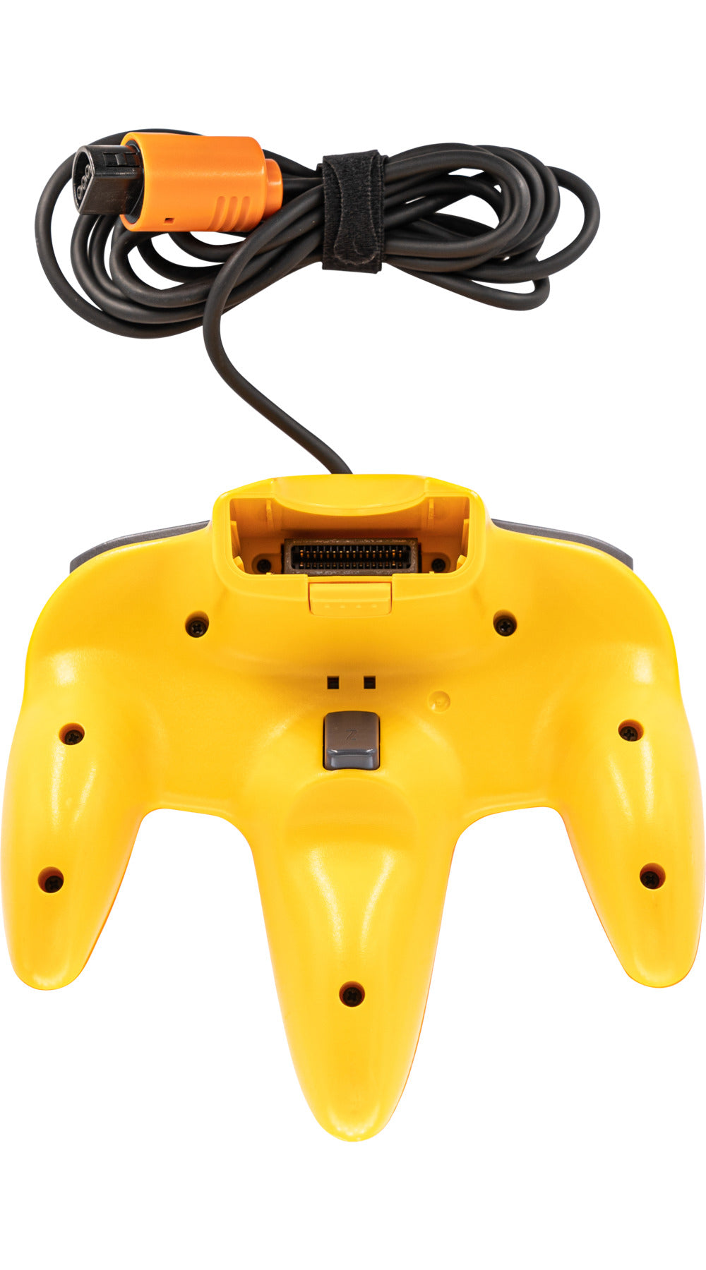 Nintendo N64 Controller Original Pikachu Orange & Yellow - Video Game Delivery