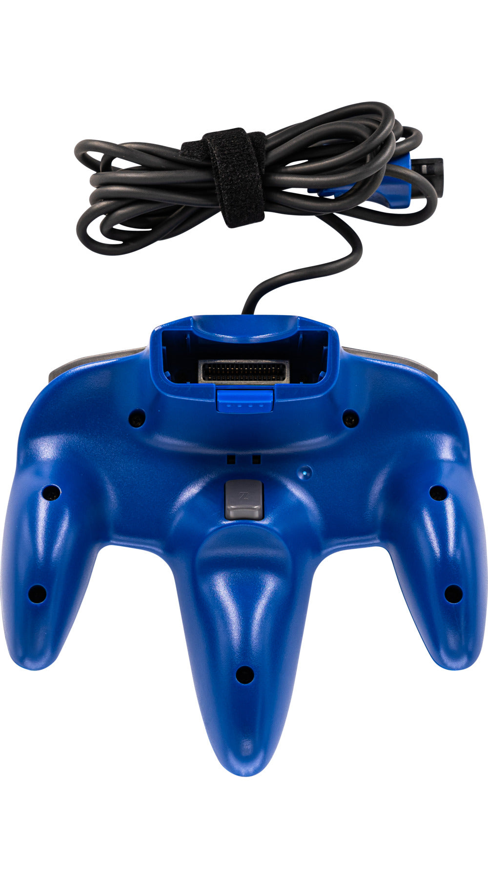 Nintendo N64 Controller Original Blue - Video Game Delivery