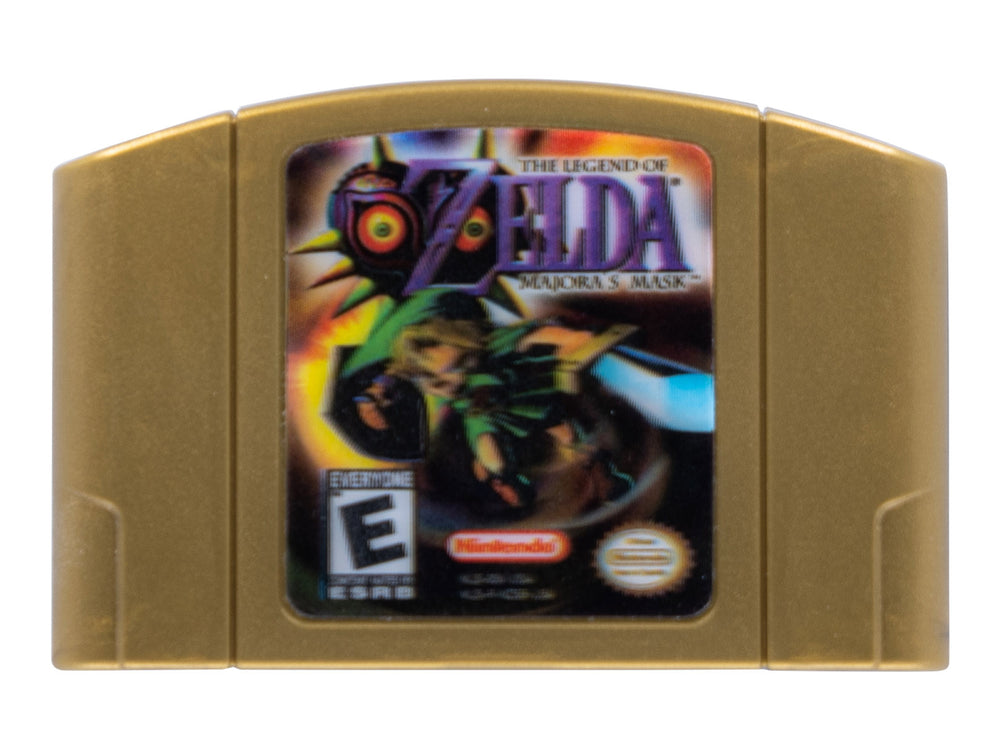 THE LEGEND OF ZELDA: MAJORA'S MASK - Video Game Delivery