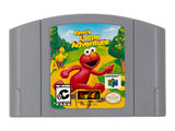 ELMO'S LETTER ADVENTURE - Video Game Delivery