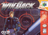 WINBACK: COVERT OPERATIONS - Video Game Delivery