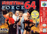 FIGHTING FORCE 64 - Video Game Delivery