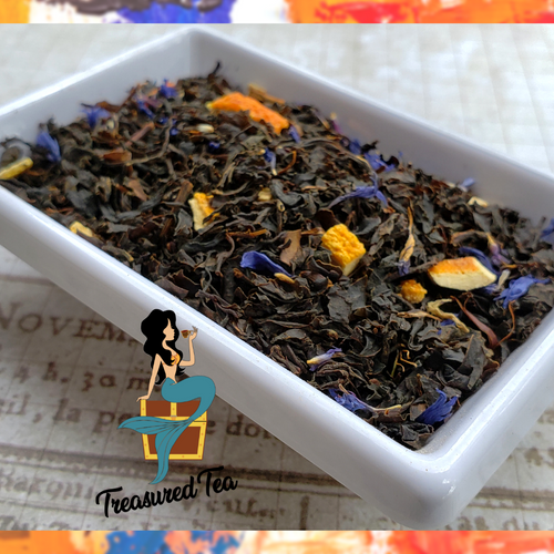 Floridian Earl Grey Black Tea
