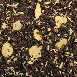 Vanilla Almond Pearl Black Tea