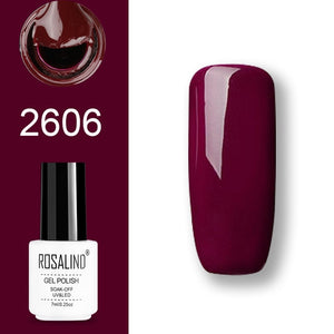Vernis semi-permanent bordeaux (2606)
