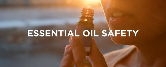 Kuura Essentials - Essential Oil Safety