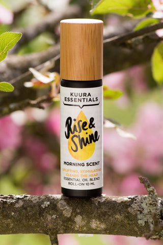 Rise and Shine Morning Scent Kuura Essentials