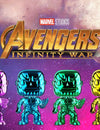 Take home the Infinity Stones with the Chrome Thanos Funko Pop! Vinyl collection
