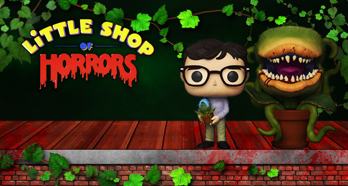 Looks like plant food ta' me: Little Shop of Horrors comes to Funko!
