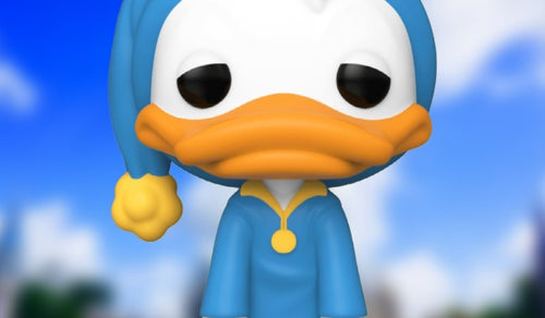 Donald Duck in Pajamas Funko HQ Exclusive, limited to 3000
