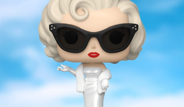 Marilyn Monroe with Glasses available for pre-order Funko Hollywood store exclusive
