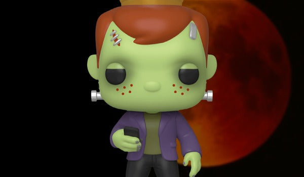 Freddy Funko meets Universal Monsters