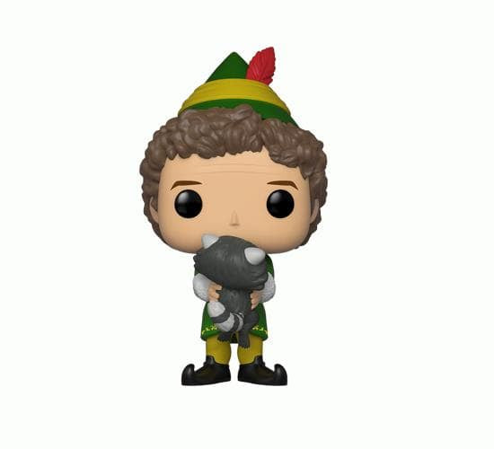 Buddy the Elf with Raccoon #638 (Funko Shop) Funko Pop! Vinyl