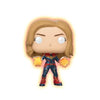 Captain Marvel - Captain Marvel with Glowing Hands #432 (Walmart) Funko Pop! Vinyl