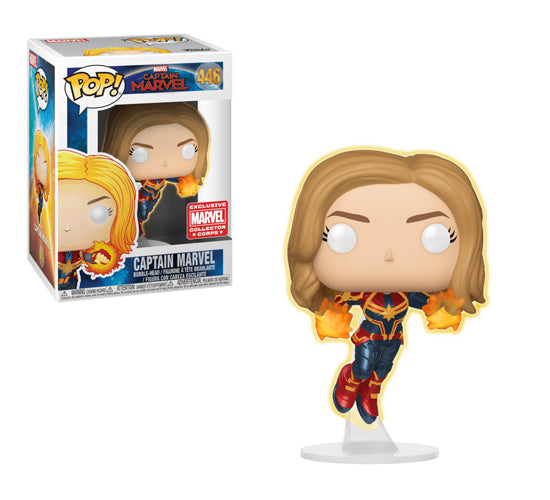 Marvel Collector Corps Box - Captain Marvel (Amazon Exclusive)