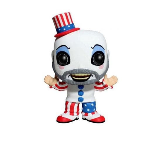 Captain Spaulding #58 Funko Pop! Vinyl (Vaulted)