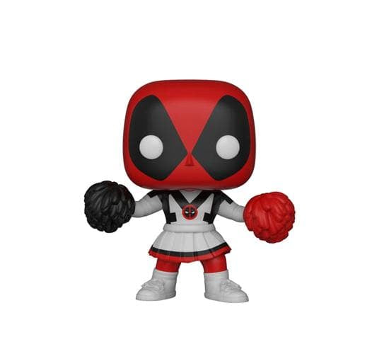 Cheerleader Deadpool #325 Funko Pop! Vinyl (BoxLunch Exclusive)