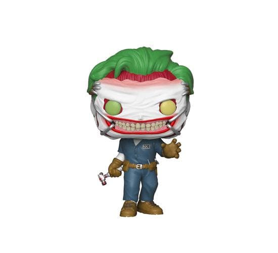 DC Super Heroes - The Joker (Death of the Family / Hot Topic) Funko Pop! Vinyl