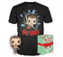 Die Hard Collectors Box: John McClane #672 Funko Pop! Vinyl & T-Shirt Bundle (Target)