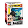 Mickey's 90th - Green & Blue Mickey Mouse #01 (Funko Shop) Funko Pop! Vinyl