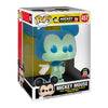 "Mickey's 90th - Green & Blue 10"" Inch Mickey Mouse #457 (Funko Shop) Funko Pop! Vinyl"