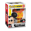 Mickey's 90th - Orange & Yellow Mickey Mouse #01 (Funko Shop) Funko Pop! Vinyl