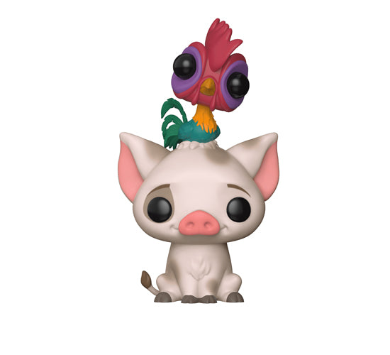 Disney's Moana - Pua & Hei Hei #422 Funko Pop! Vinyl (Amazon)