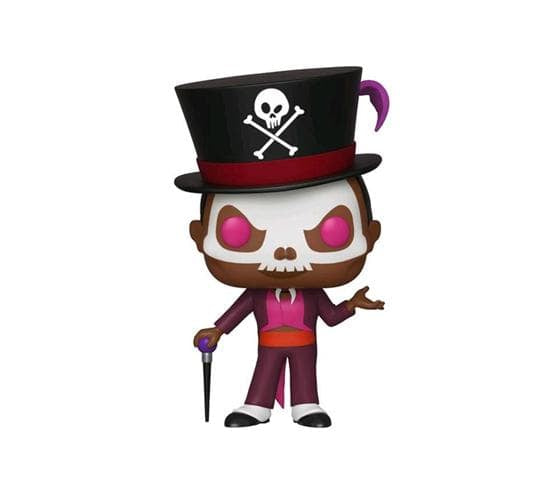 Disney's The Princess and the Frog - Masked Dr. Facilier (BoxLunch) Funko Pop! Vinyl
